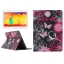 Butterfly Pattern Protective Case Samsung Galaxy Note 10.1 (2014 Editon) / P600 thumbnail 1