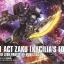 Act Zaku (Kycilia`S Forces) (HG) thumbnail 1