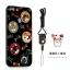 (025-880)เคสมือถือ Case Huawei P9Lite/G9Lite เคสนิ่มซิลิโคนลายน่ารักพร้อมแหวนมือถือและสายคล้องคอถอดแยกได้ thumbnail 7