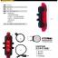 (361-004)ไฟติดรถจักรยานแบบชาร์จไฟ USB thumbnail 7