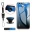 (769-001)เคสโทรศัพท์มือถือ Case Huawei P9 Plus เคสนิ่มพื้นหลังกระจกนิรภัยสีหวานๆ สวยๆ thumbnail 2