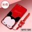 (694-014)เคสมือถือ Case OPPO R9s Plus/R9s Pro เคสนิ่มซิลิโคนสีแดงลายการ์ตูน thumbnail 4