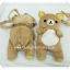 กระเป๋าสะพายข้าง ลายหมี ริลัคคุมะ Rilakkuma แบบตัวหมีใหม่ล่าสุด (ซื้อ 3 ชิ้น ราคาส่ง 170 บาท/ชิ้น) thumbnail 3