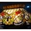 โคมไฟเพดาน stainglass ทรงรี รหัส15261ss3 thumbnail 3