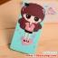 (128-069)เคสมือถือ Case Huawei P8 เคสนิ่ม 3D ตัวการ์ตูนน่ารักๆ thumbnail 12