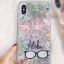 (436-421)เคสมือถือไอโฟน Case iPhone X เคส Glitter ลายแนวๆ น่ารักๆ thumbnail 15