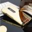 (679-002)เคสมือถือ Motorola MOTO X Style เคสกรอบโลหะพื้นหลังอะคริลิคแววคล้ายกระจก thumbnail 2