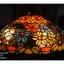โคมไฟstain glass ลายดอกไม้ รหัส15261ss1 thumbnail 2