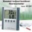 HY04-เครื่องวัดอุณหภูมิ/ ความชื้น แบบภายในและภายนอก Hygro-Thermometer HC520 thumbnail 1
