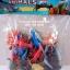 โมเดลสัตว์ทะเล แมวน้ำ ปลากระเบน กุ้ง ฉลาม ปลาหมึก ปลาดาว ปู เต่า thumbnail 2
