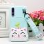 (006-059)เคสโทรศัพท์มือถือหัวเว่ย Case Huawei P20 Pro เคสนิ่ม 3D น่ารักๆ thumbnail 3