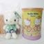 พวงกุญแจชุด 365 Hello Kitty Candy(March) thumbnail 1
