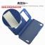 (005-061)เคสมือถือ Case VIVO Y27 เคสพลาสติกสมุดเปิดข้างฝาพับ PU ลายผ้าไหมโชว์ 2 หน้าจอ thumbnail 5