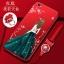 (587-035)เคสมือถือวีโว Vivo X5 Pro เคสนิ่มแฟชั่นลายผู้หญิงขอบเพชร thumbnail 3