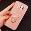 (025-1146)เคสมือถือซัมซุง Case Samsung Galaxy S7 เคสนิ่มพื้นหลังแววกึ่งกระจก เลนส์กล้องขอบเพชร พร้อมแหวนเพชรตั้งโทรศัพท์และสายคล้องคอถอดแยกสายได้ thumbnail 16