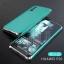 (724-001)เคสโทรศัพท์มือถือ Case Huawei P20 เคสโลหะแฟชั่นขอบสีเทห์ๆ thumbnail 6