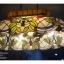 โคมไฟเพดาน stainglass ทรงรี รหัส15261ss3 thumbnail 2
