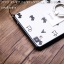 (406-034)เคสมือถือ Case OPPO R7 Plus เคสพลาสติกใสขอบนิ่มดำลายน้องหมาน่ารักๆ thumbnail 5