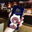 (762-001)เคสโทรศัพท์มือถือซัมซุง Case S6 Edge Plus เคสนิ่มหมีบราวน์ thumbnail 3