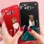 (587-015)เคสมือถือซัมซุง Case Samsung J5 เคสนิ่มแฟชั่นลายผู้หญิงขอบเพชร thumbnail 1