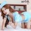 รหัส Air hostress58 ชุดคอสเพลย์แอร์โฮสเตสเซ็กซี่ thumbnail 3