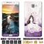 (697-002)เคสโทรศัพท์มือถือซัมซุง Case Samsung A9 Pro เคสนิ่มพร้อมฟิล์มกระจกด้านหน้าเข้าชุดการ์ตูน thumbnail 3
