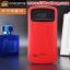 (016-009)เคสมือถือ Case HUAWEI Honor 3X เคสนิ่มพื้นหลัง PC สีสดใสสไตล์ iface กันกระแทก thumbnail 11