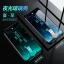 (774-001)เคสโทรศัพท์มือถือ Case OPPO Find X เคสนิ่มพื้นหลังกระจกนิรภัยลายกราฟฟิค thumbnail 10