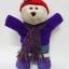 ตุ๊กตาหมี STARBUCKS BEAUTIFUL WINTER CHRISTMAS GIRL BEARISTA BEAR thumbnail 1