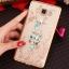 (025-1047)เคสมือถือซัมซุง Case Samsung Galaxy J5 2016 เคสนิ่มซิลิโคนใสลายหรูประดับคริสตัล พร้อมแหวนเพชรตั้งโทรศัพท์ thumbnail 12