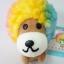 ตุ๊กตา SAN-X AFRO KEN (RAINBOW DOG) thumbnail 2