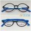 กรอบพร้อมเลนส์โค้ท แว่นตาเกาหลี ทรงรี รุ่น TR90137 thumbnail 4