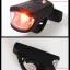 (361-002)ไฟหน้ารถสำหรับติดจักรยานแบบชาร์จไฟ USB LED 3W thumbnail 3