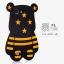 (013-003)เคสมือถือวีโว่ vivo X5/X5L เคสนิ่มตัวการ์ตูนกระต่ายและหมี 3D thumbnail 9