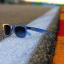 แว่นกันแดด SKULL RIDER รุ่น Matte Blue - Blue Shadow <Skull-05> thumbnail 9