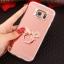 (025-1146)เคสมือถือซัมซุง Case Samsung Galaxy S7 เคสนิ่มพื้นหลังแววกึ่งกระจก เลนส์กล้องขอบเพชร พร้อมแหวนเพชรตั้งโทรศัพท์และสายคล้องคอถอดแยกสายได้ thumbnail 13