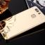 (025-1151)เคสมือถือ Case Huawei P9 เคสกรอบบัมเปอร์โลหะฝาหลังอะคริลิคแววกึ่งกระจก thumbnail 5