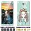 (697-002)เคสโทรศัพท์มือถือซัมซุง Case Samsung A9 Pro เคสนิ่มพร้อมฟิล์มกระจกด้านหน้าเข้าชุดการ์ตูน thumbnail 17