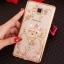 (025-1047)เคสมือถือซัมซุง Case Samsung Galaxy J5 2016 เคสนิ่มซิลิโคนใสลายหรูประดับคริสตัล พร้อมแหวนเพชรตั้งโทรศัพท์ thumbnail 8
