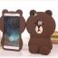 (013-017)เคสมือถือวีโว Vivo X6 เคสนิ่มตัวการ์ตูนกระต่ายและหมี 3D thumbnail 6