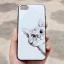 (633-022)เคสมือถือไอโฟน Case iPhone7 Plus/iPhone8 Plus เคสนิ่มพื้นหลังกระจกลายน้องแมวน่ารักตามหาเจ้าของ thumbnail 2