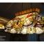 โคมไฟเพดาน stainglass ทรงรี รหัส15261ss3 thumbnail 7