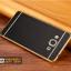 (พร้อมส่ง)เคสมือถือซัมซุง Case Samsung A8 เคสนิ่มขอบทองแฟชั่นลายหนัง thumbnail 1