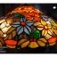 โคมไฟstain glass ลายดอกไม้ รหัส15261ss1 thumbnail 5