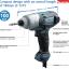 """ไขควงกระแทกไฟฟ้า 6.35mm (1/4"""") มีไฟ LED ส่อง รุ่น TD0101F ยี่ห้อ Makita (JP) Impact Driver thumbnail 5"""