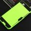 (025-1097)เคสมือถือไอโฟน case iphone 5/5s/SE เคสขอบนิ่ม tpu กันกระแทกแฟชั่นมีช่องเสียบบัตรด้านหลัง ลายเรียบ/ลายโลหะ thumbnail 4