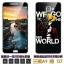 (697-002)เคสโทรศัพท์มือถือซัมซุง Case Samsung A9 Pro เคสนิ่มพร้อมฟิล์มกระจกด้านหน้าเข้าชุดการ์ตูน thumbnail 2