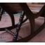 เก้าอี้โยกไม้มะค่า รหัส8261mw thumbnail 9