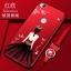(025-721)เคสมือถือ Case Huawei Honor 8 Lite เคสนิ่มซิลิโคนลายการ์ตูนผู้หญิง ขอบเพชรพร้อมสายคล้องคอถอดแยกได้ thumbnail 6