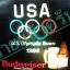 ป้ายไฟ budweiser olympic usa1984 thumbnail 1